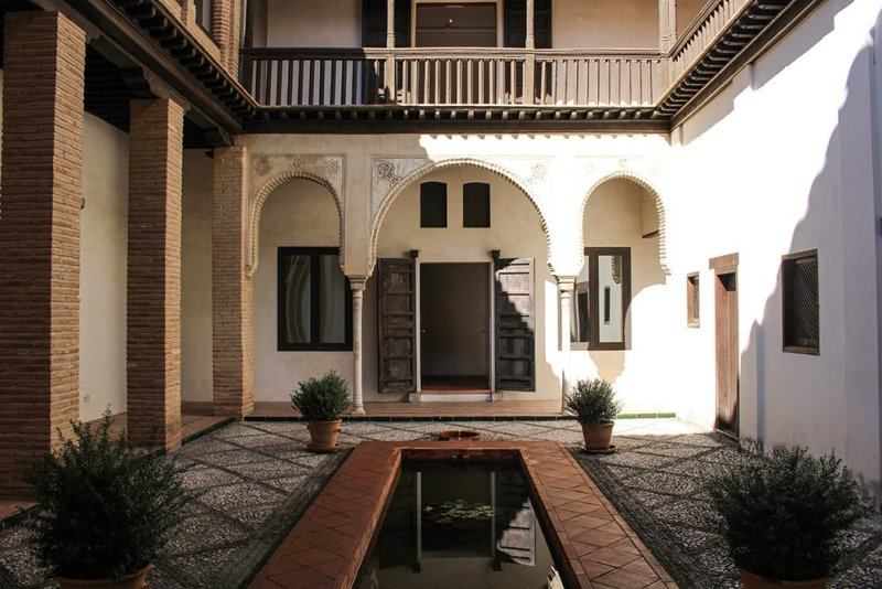 3 Weeks of Solo Travel in Spain, Part 3: things to do in Granada   Casa Arabe