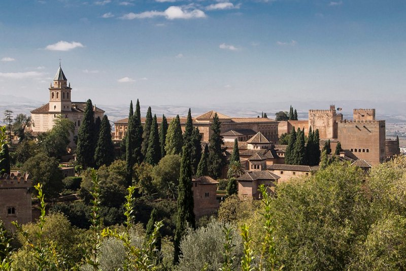 How and where to buy tickets for the Alhambra, Granada, Spain