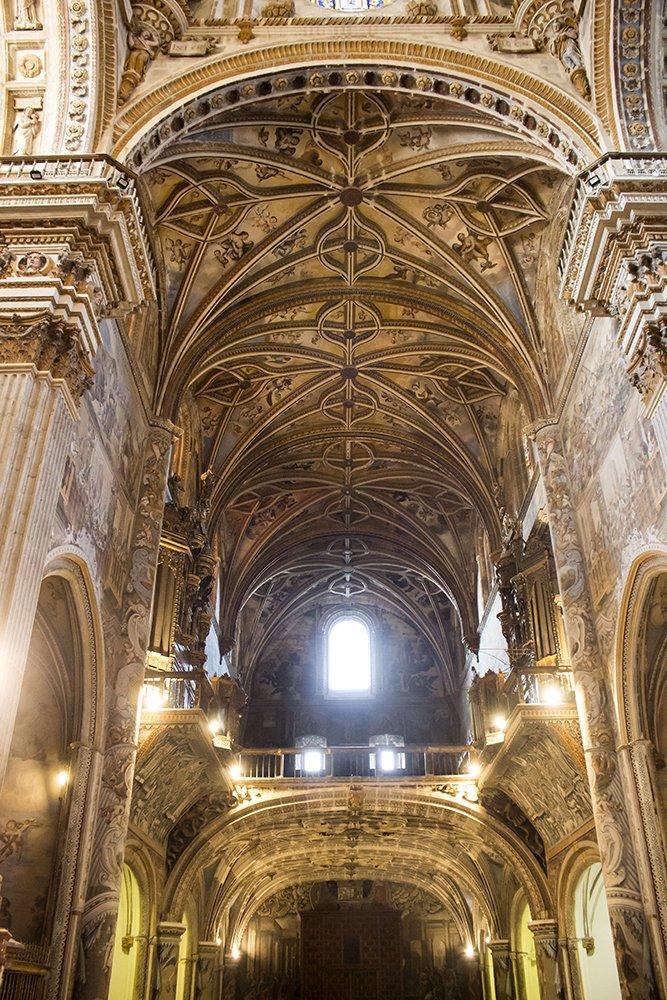 3 Weeks of Solo Travel in Spain, Part 3: things to do in Granada   Monastery of San Jerónimo de Granada