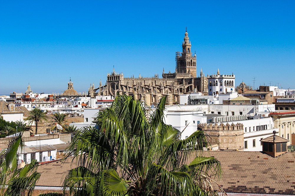 3 Weeks of Solo Travel in Spain: a Long List of Places to See in Seville