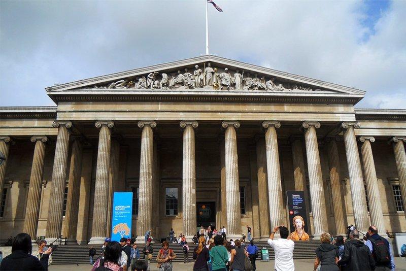 Бесплатные достопримечательности Лондона | Британский музей