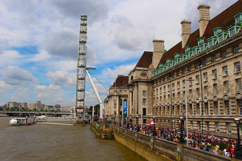 Путешествуем доступно: бесплатные достопримечательности Лондона