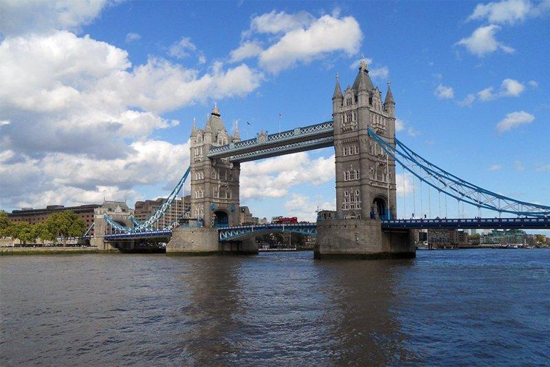 Бесплатные достопримечательности Лондона | Тауэрский мост