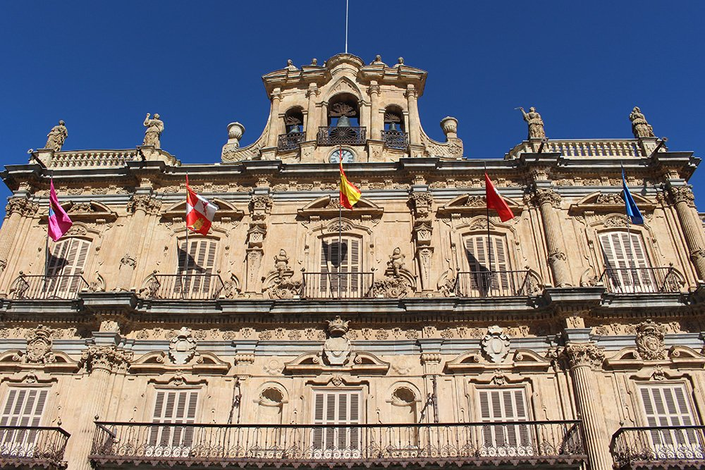 3 Weeks of Solo Travel in Spain: 3 days in Salamanca