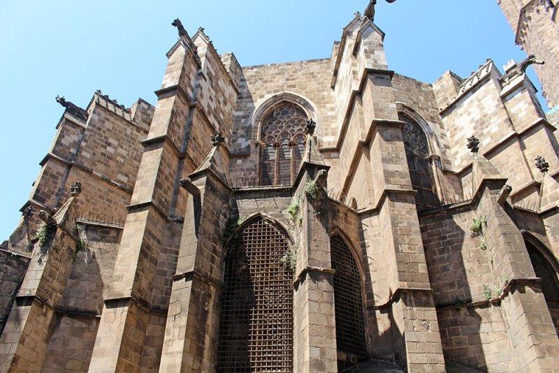 Что посмотреть в Барселоне в первый раз   Готический квартал