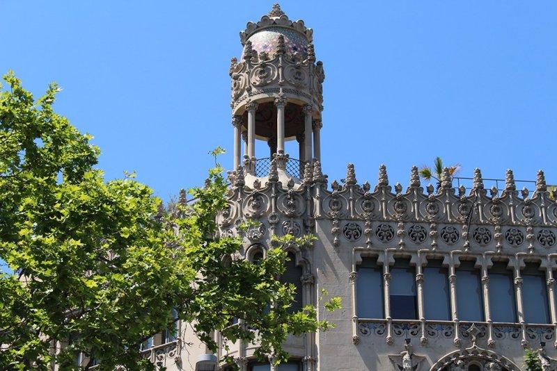 Что посмотреть в Барселоне в первый раз | Пасео де Грасия