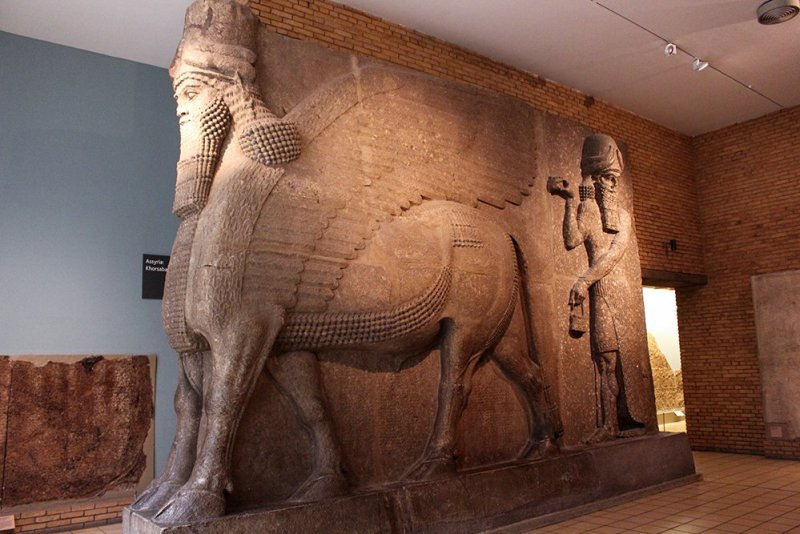 Cool things to do in London | In the British Museum