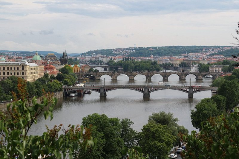 What to do in Prague for free | Prague from Letna Park