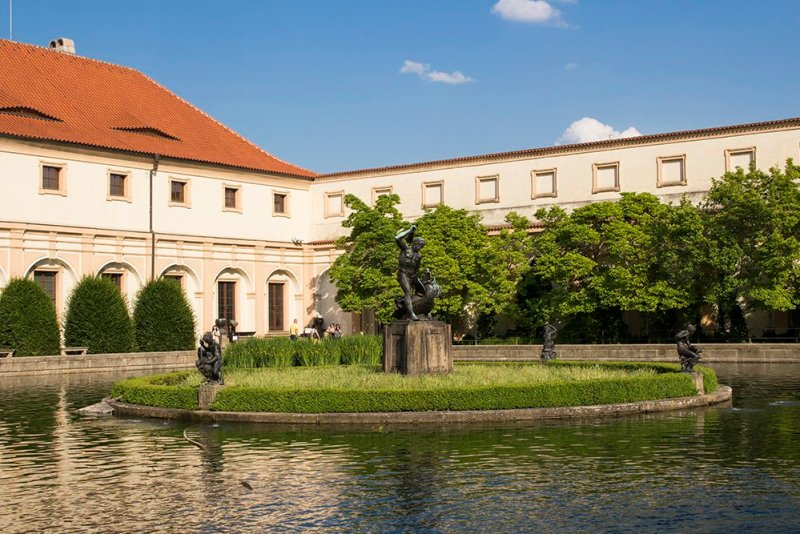 What to do in Prague for free | Wallenstein Garden
