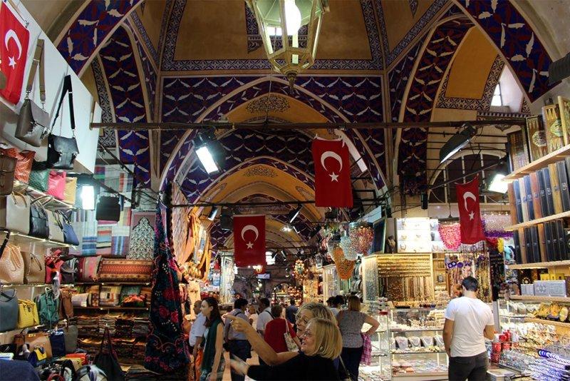 Что посетить в Стамбуле   Гранд-базар