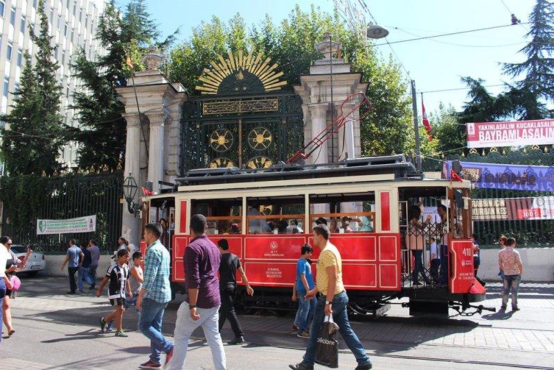 Что посетить в Стамбуле | Истикляль