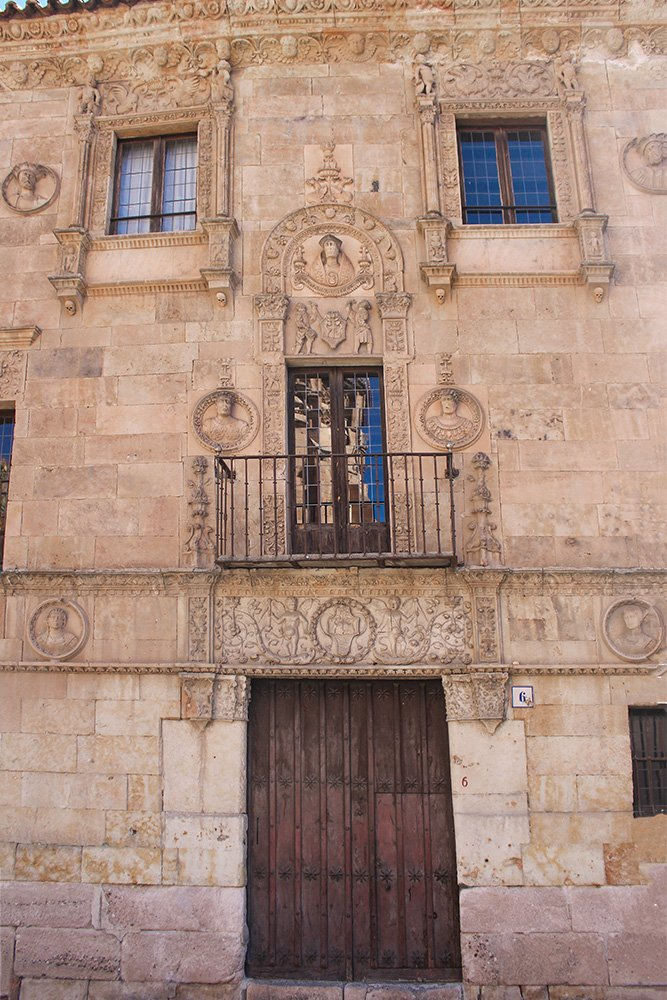 Things to do in Salamanca, Spain | Casa de las Muertes