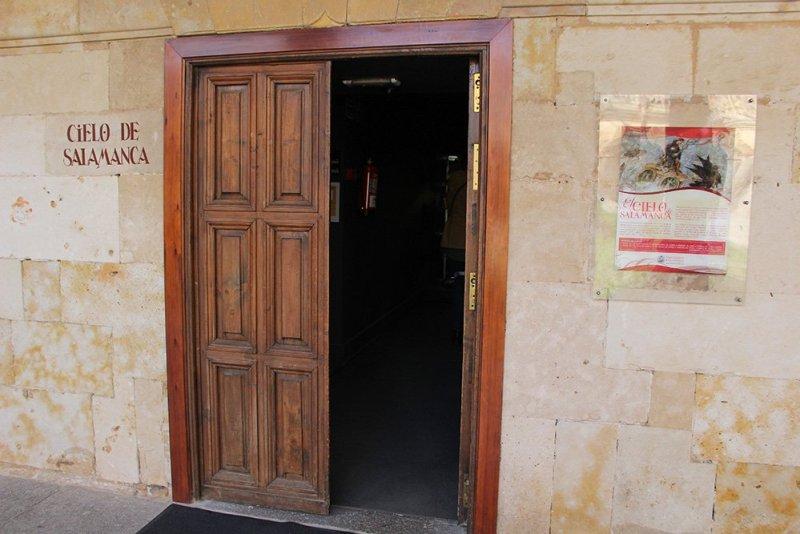 Things to do in Salamanca, Spain   Cielo de Salamanca