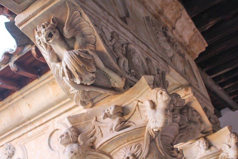 Things to do in Salamanca, Spain   Convento de las Duenas