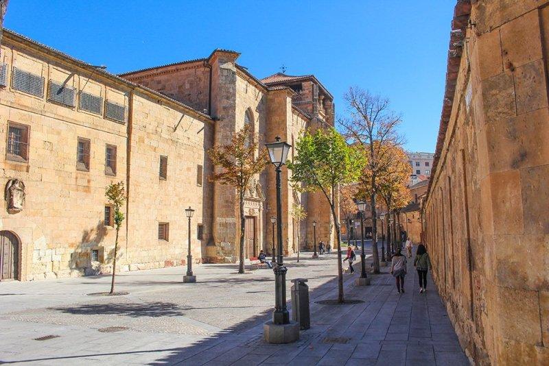Things to do in Salamanca, Spain   Convento de las Ursulas