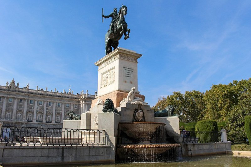 Free things to do in Madrid, Spain