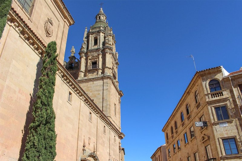 Solo travel in Spain: things to do in Salamanca