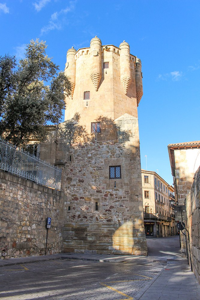 Things to do in Salamanca, Spain | Torre del Clavero