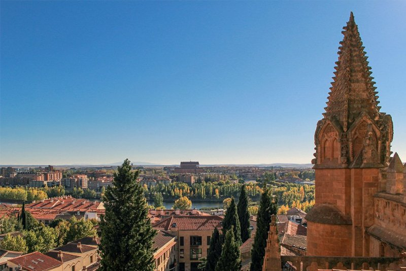 Things to do in Salamanca, Spain | View from Ieronimus
