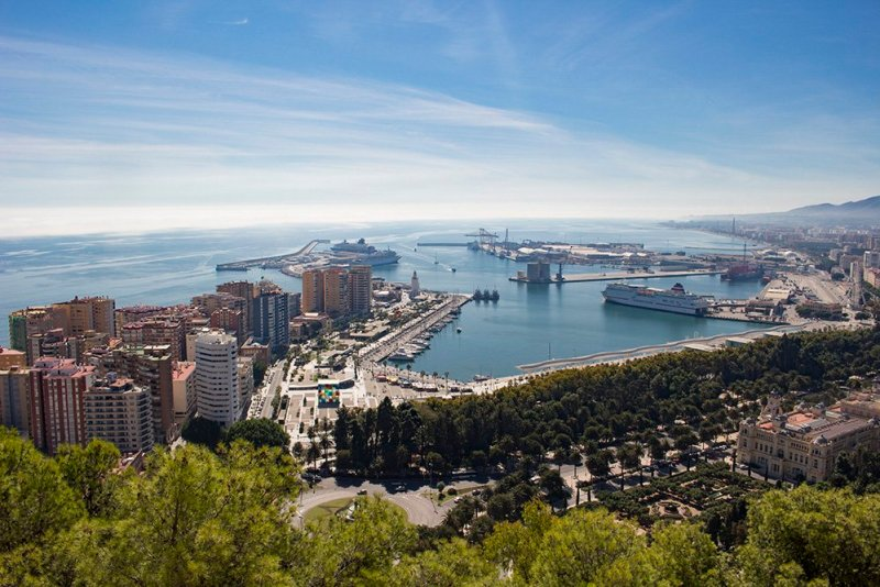 3 weeks in Spain itinerary | Malaga