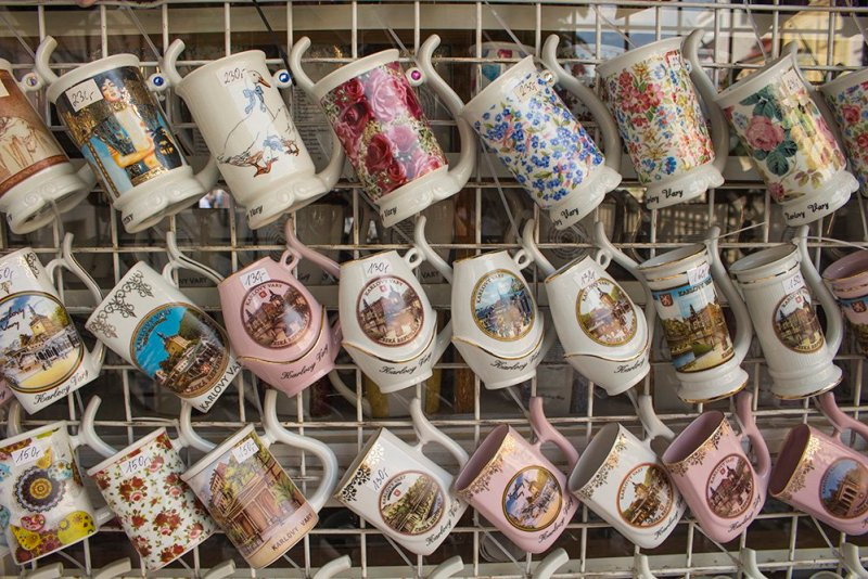 A day trip from Prague: what to do in Karlovy Vary | Funny cups