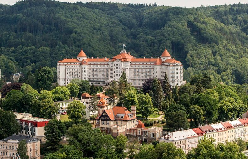 A day trip from Prague: what to do in Karlovy Vary | Hotel Imperial