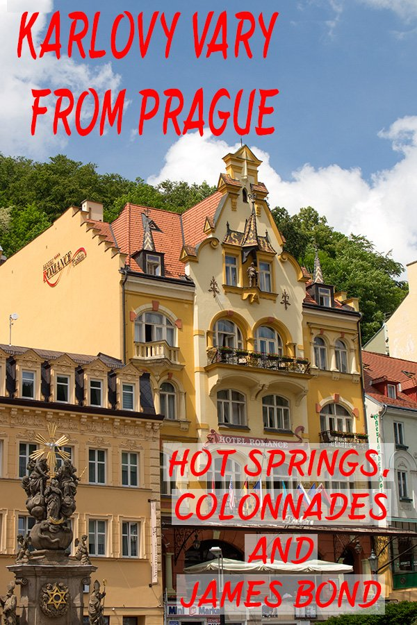 A day trip from Prague: what to do in Karlovy Vary | To Karlovy Vary from Prague for a day | Things to do in Karlovy Vary, Czech Republic | What to do in Karlovy Vary, Czech Republic | Tourist attractions of Karlovy Vary, Czech Republic | One day in Karlovy Vary, Czech Republic