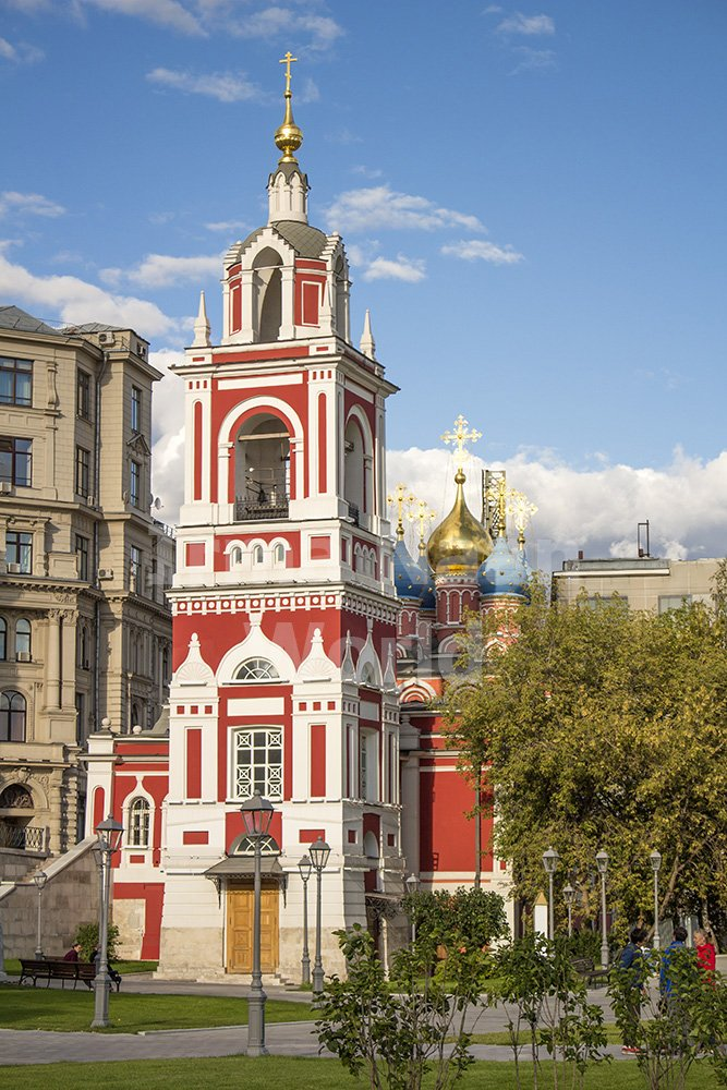 Moscow pictures: stunning photos of Moscow | Church on Varvarka Street in Moscow