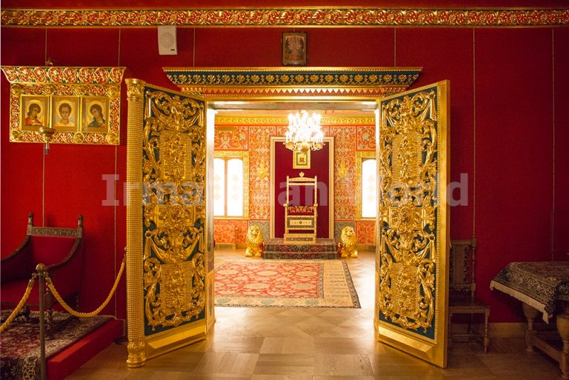 Moscow pictures: stunning photos of Moscow | Inside the palace in Kolomenskoye