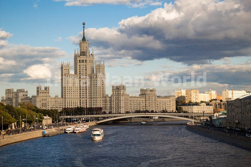 Moscow pictures: stunning photos of Moscow | Kotelnicheskaya Embankment Building in Moscow