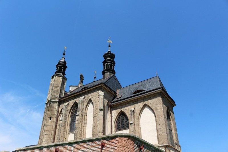 Kutna Hora on a day trip from Prague: things to do | The bone chapel in Kutna Hora