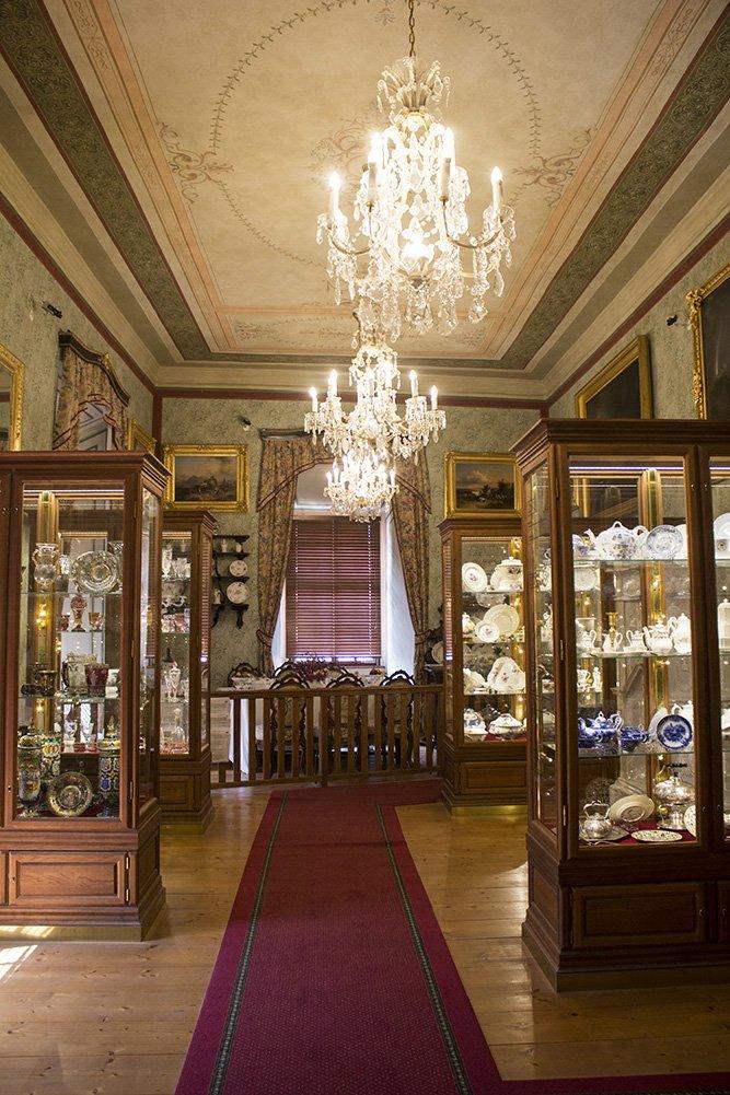 A day trip from Prague to Cesky Krumlov Castle | Inside Cesky Krumlov Castle Museum