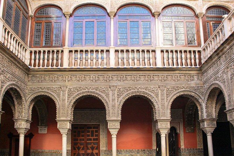 Главные и самые красивые достопримечательности Севильи | Дом Салинас