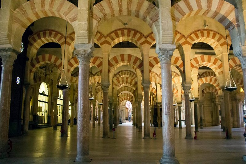 A 2-weeks DIY tour: Andalusia itinerary by bus | Mezquita in Cordoba