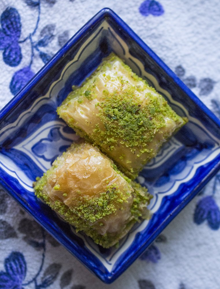 Traditional Turkish food: what to eat in Istanbul   Baklava