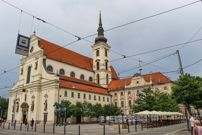 Things to do in Brno, Czech Republic, in 1 day | Church of St. James
