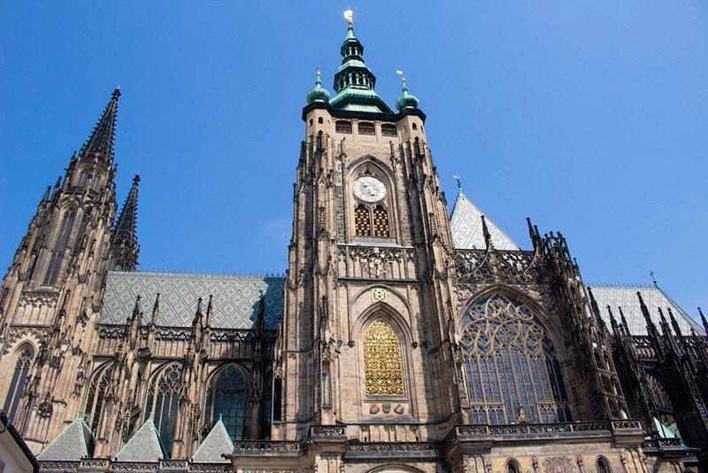 Достопримечательности Праги: Собор Святого Вита