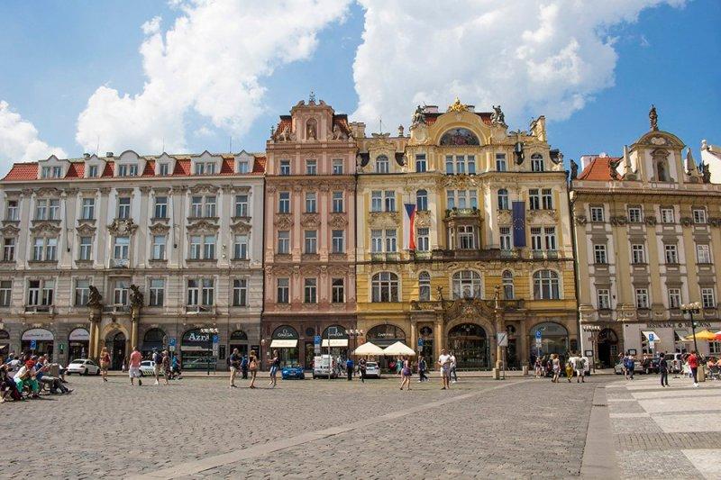Что посмотреть в Праге: Староместская площадь