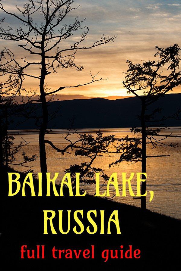 Full travel guide to Baikal Lake, Russia | How to get to Baikal Lake, Russia | Travel tips for Baikal Lake, Russia | Things to know before travelling to Baikal Lake, Russia | Places to see at Baikal Lake, Russia | Things to do at Baikal Lake, Russia