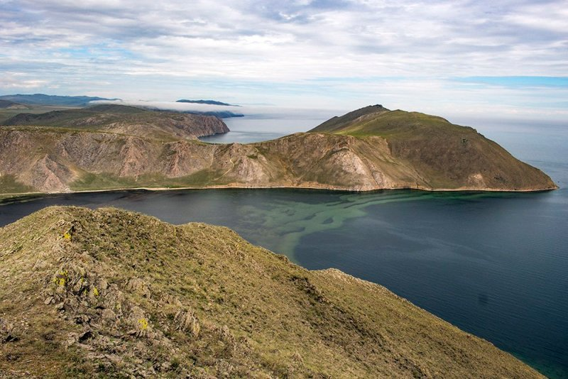 Around Baikal Lake: visiting Tazheran Steppe on a day trip from Irkutsk