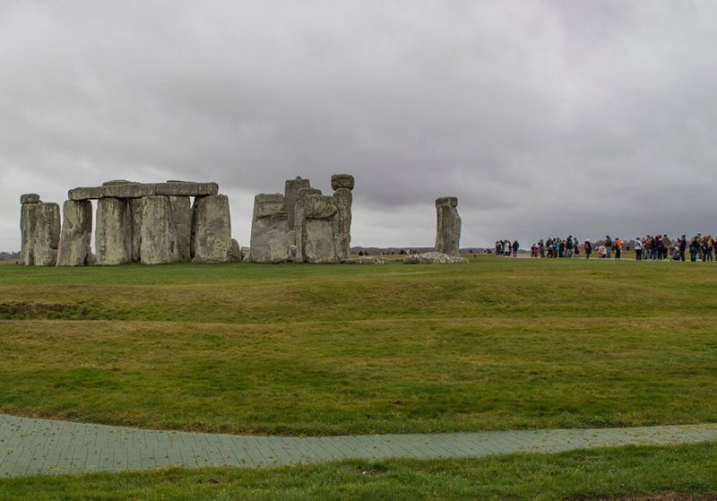 This is as close as you can get to Stonehenge
