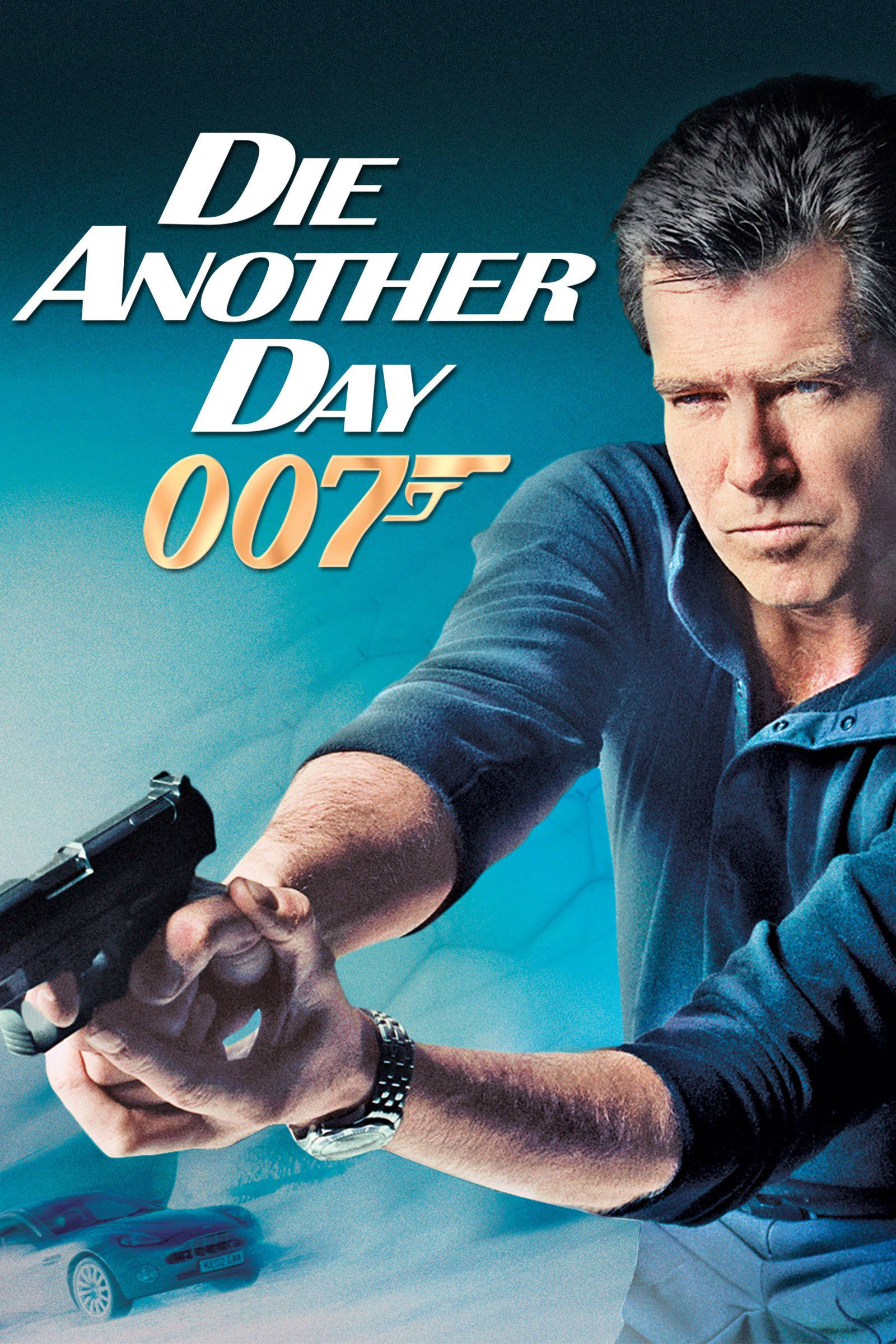 "Poster for the movie ""Die Another Day"""