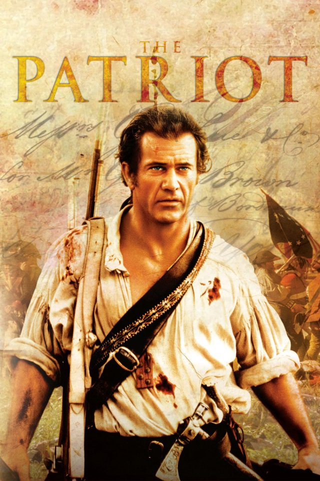 """Poster for the movie """"The Patriot"""""""