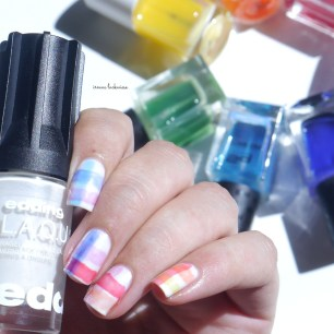 edding laque watchful white + diy sheer tints (12)