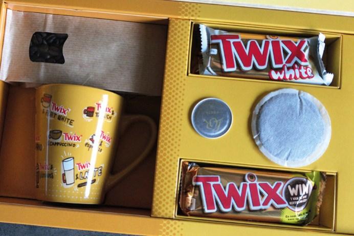 Twix perspakket