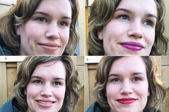 Lipsticks The Body Shop