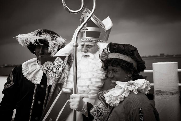 Sinterklaas intocht Urk