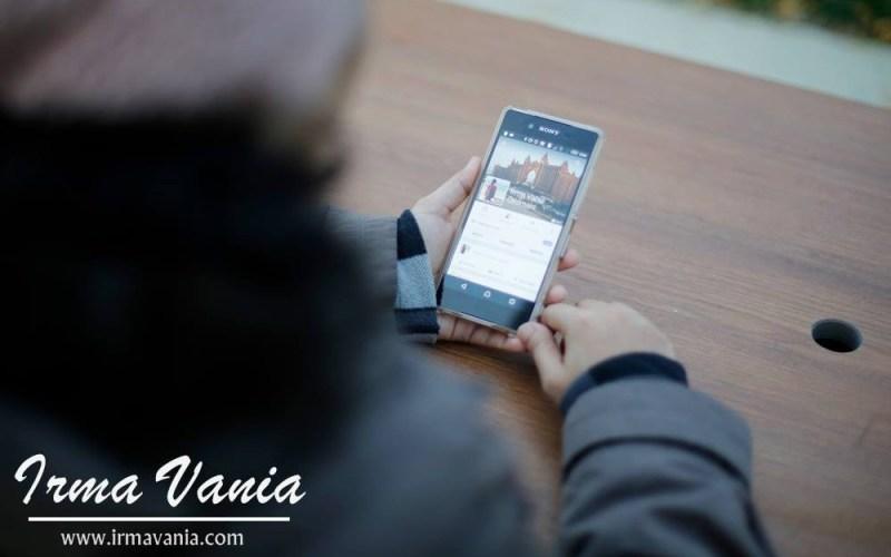 irma vania platinum bukan money game bisnis online moment