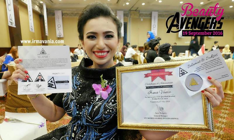 Mau Jadi Kaya irma-vania-oesmani-moment-ambassador