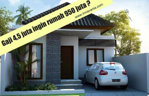 Beli Rumah 950 Juta solusi bisnis moment irma vania